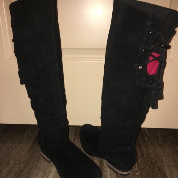 Sorel Shoes | Sorel Farah Tall Boots 8